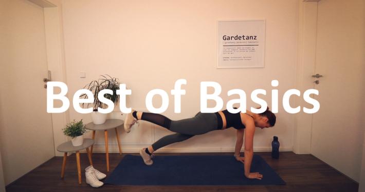 Gardesports | Fit für Gardetanz | Best of Basics