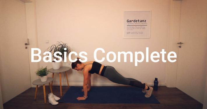 Gardesports | Fit für Gardetanz | Basics Complete