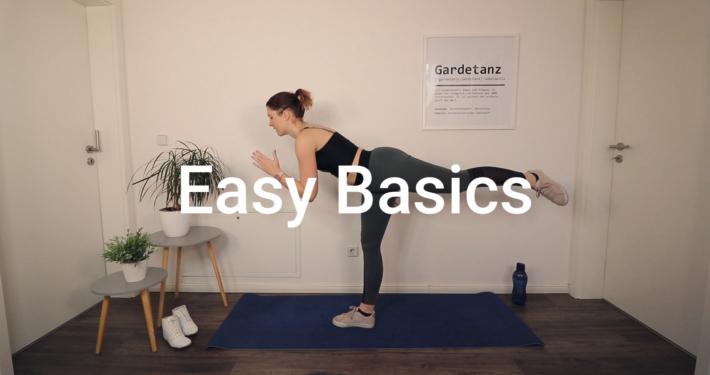 Gardesports | Fit für Gardetanz | Easy Basics
