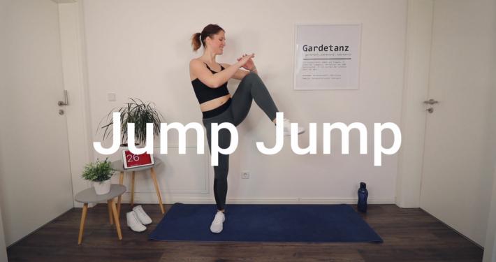 Gardesports | Fit für Gardetanz | Jump Jump