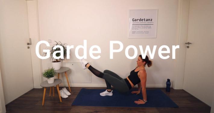 Gardesports | Fit für Gardetanz | Garde Power