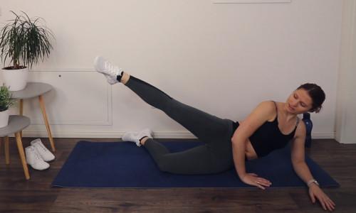 Beinübung Fitness